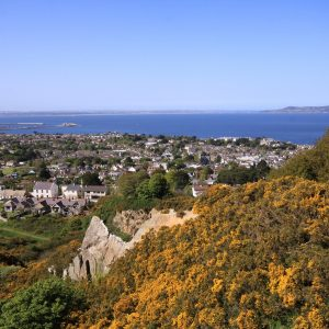 Dun Laoghaire, where Sam resides in Ireland