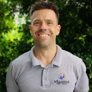 Eric Haeg Course Director of TEFL Campus