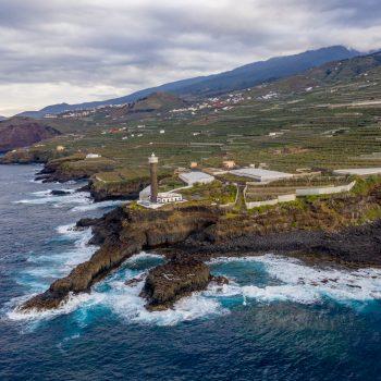 Faro Complida in La Palma
