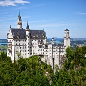 A castle in Germany.