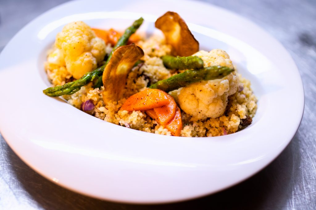 Vegan Canary Islands: Hotel Puntagrande Cous Cous