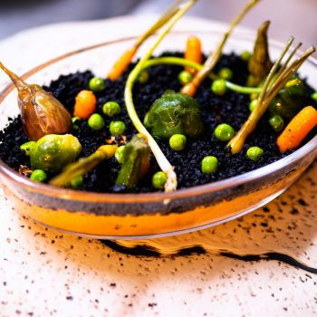 Hotel Puntagrand's delicious contribution to vegan Canary Islands, Delights of the Garden
