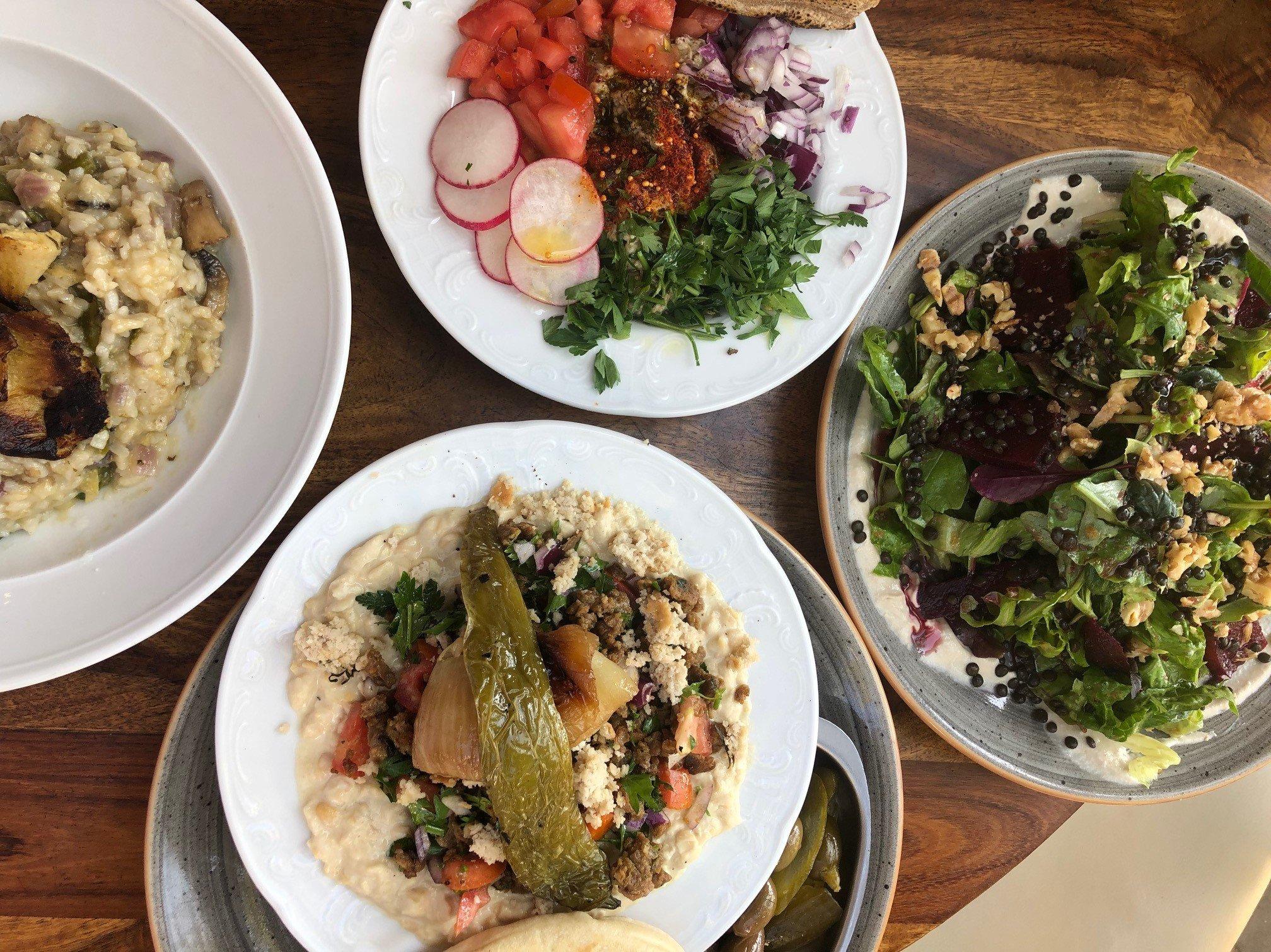 Vegan travel has never been easier in Israel
