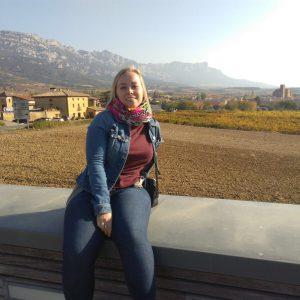 Kristen in La Rioja
