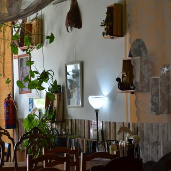 Adriane's La Vitamina, La Palma's star of the vegan Canary Islands Guide.