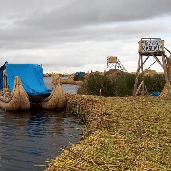 Lake Titicaca, one of the best things to do in Peru.