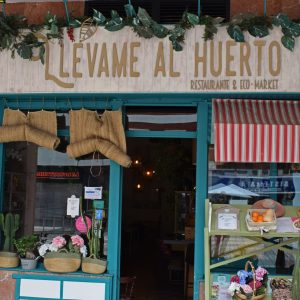 Llevame al Huerto offers health foods of both the vegan and not-so-vegan variety on our Vegan Canary Islands Guide
