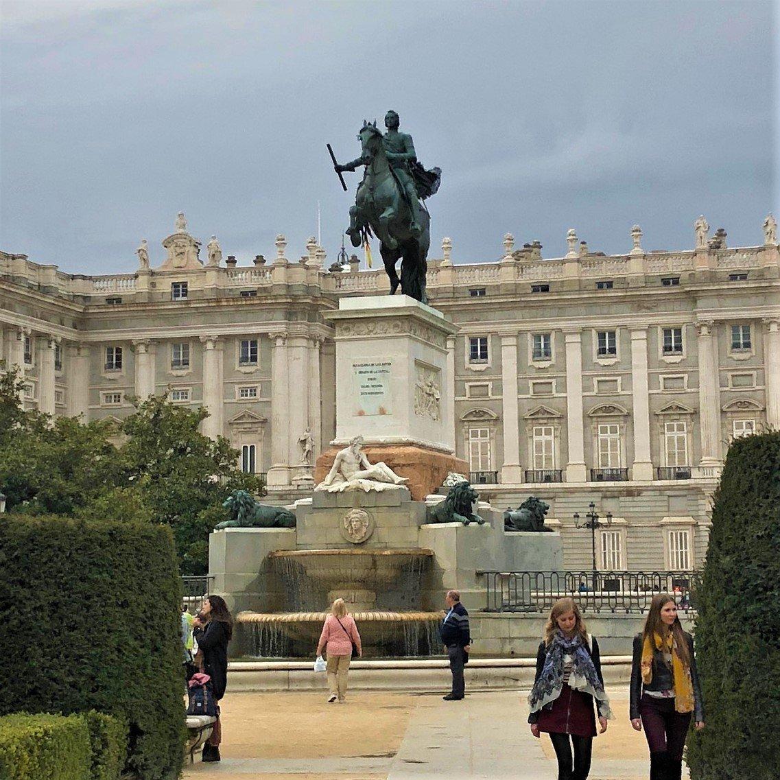 The Madrid Palace