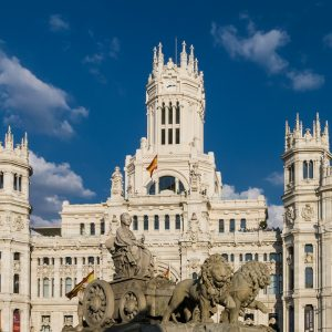 Before moving to Dublin, Sam lived in Madrid
