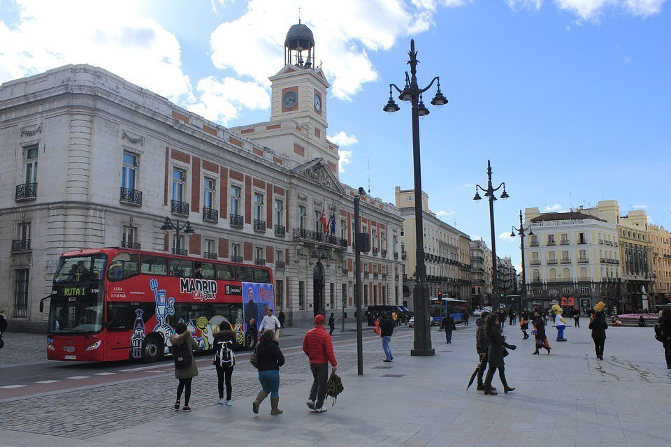 Madrid-Tourism