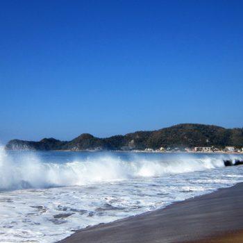 A photo of Melaque Beach