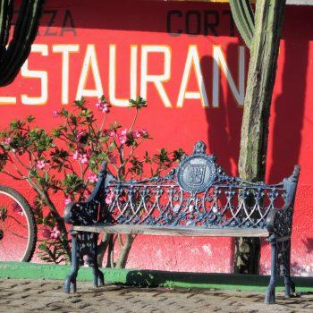 A restaurant in Melaque Piazza