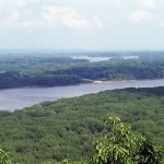 Picture of the Mississippi River