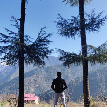 Mritunjai Rai in Sainjh Valley