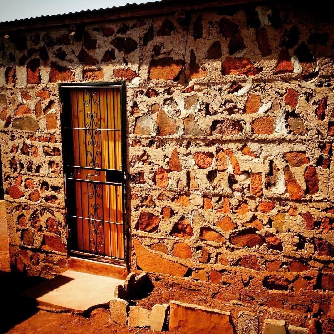 African living quarters