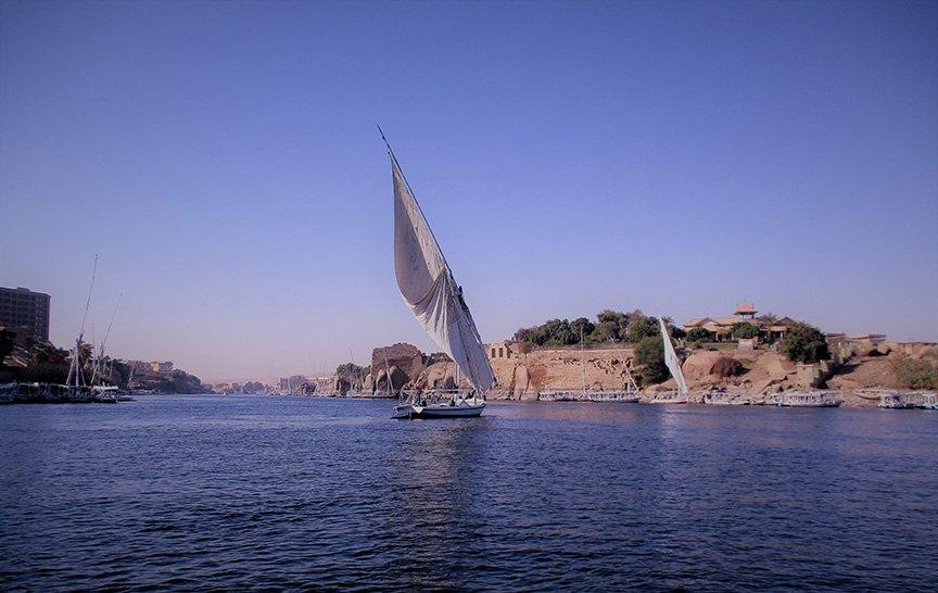 River Nile Cairo, Egypt