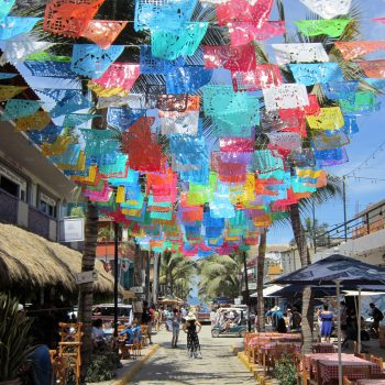 Visit Sayulita during your vacation in Mexico