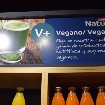 Eating vegan is the quickly taking over Spar Natural.