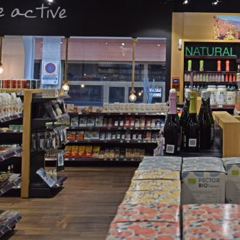 Spar Natural is a great grocery store for any vegan Canary Islands visitors.