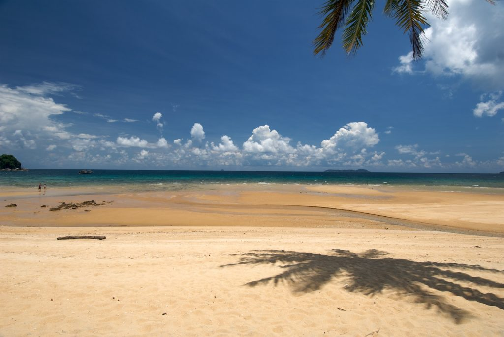 An image of a beach in Tioman