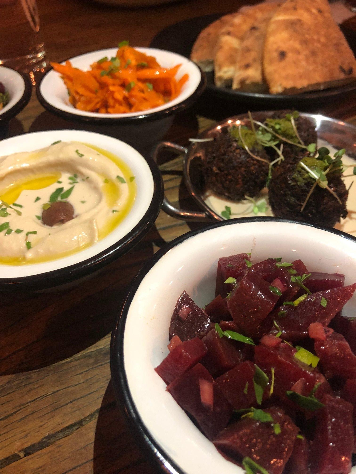 Israel food is the best way to vegan travel