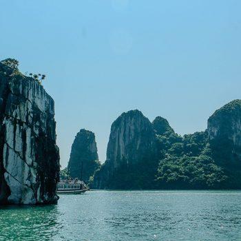 Vietnam boat