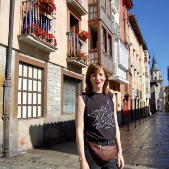 Susanna in Vitoria-Gasteiz, the capital city of Basque Country