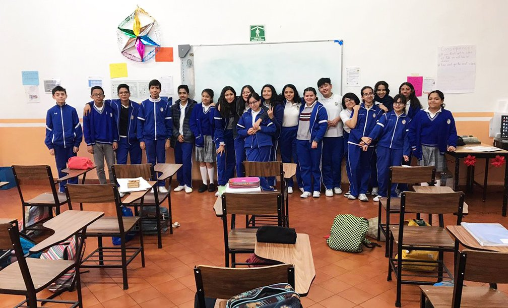 What's It Like to Be a Teacher in Mexico City