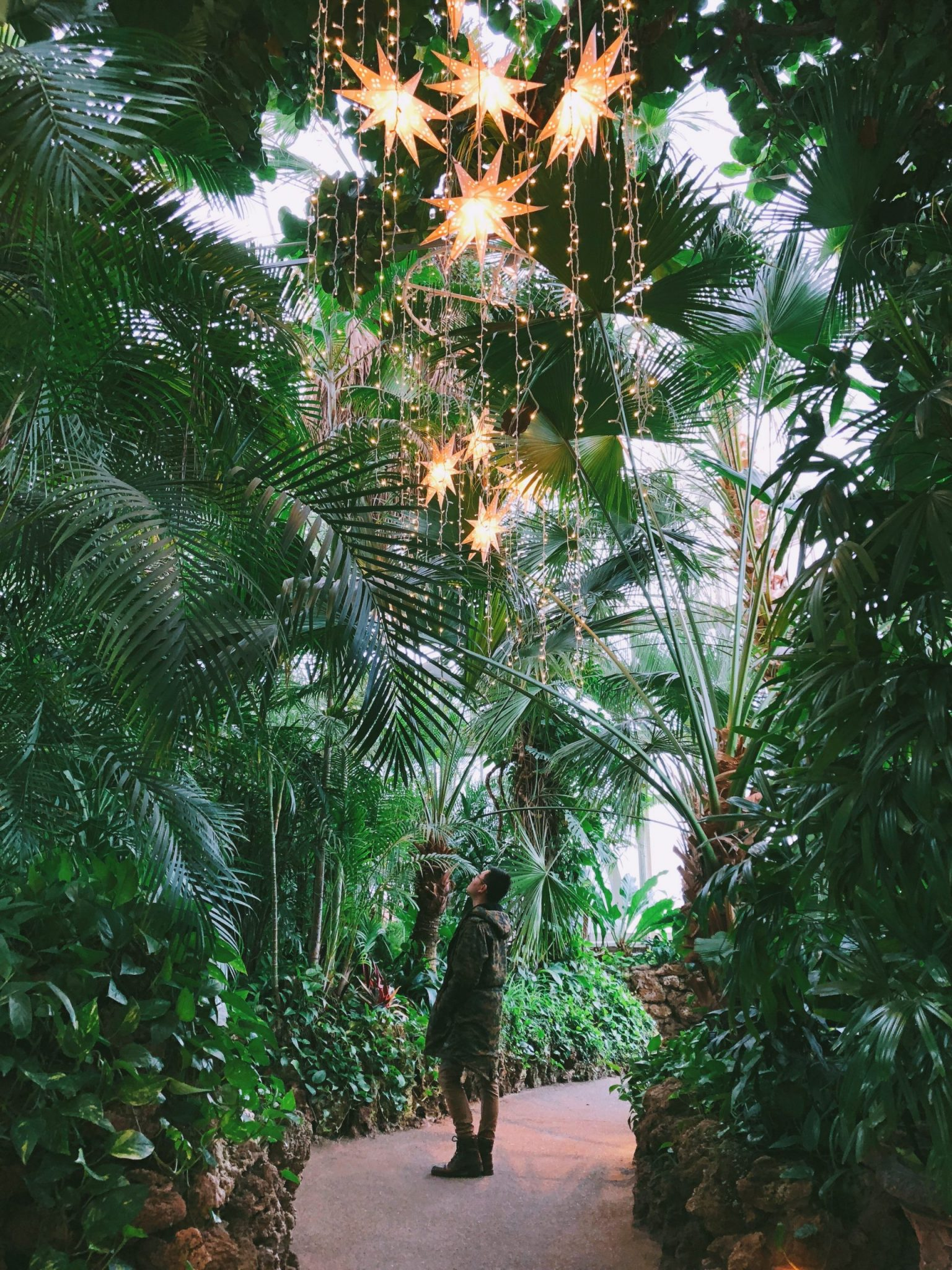 One of the best things to do in Pittsburgh is to visit the botanical gardens!
