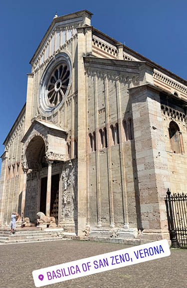 basilica of san zeno verona