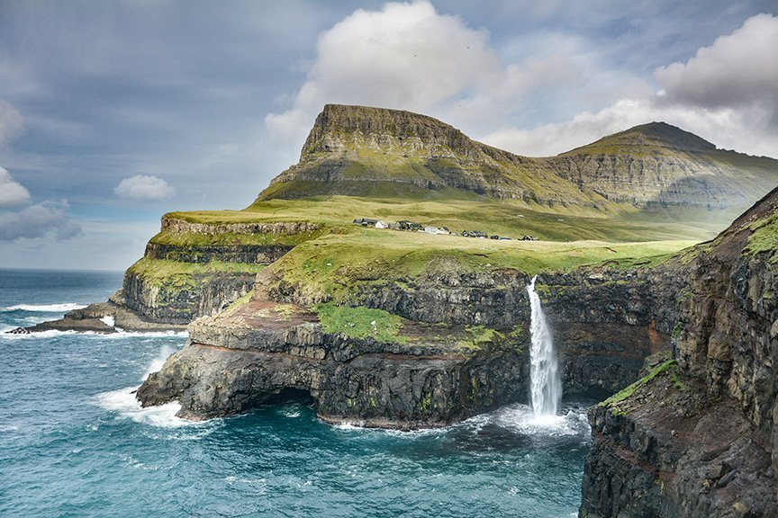 best tourist landscape