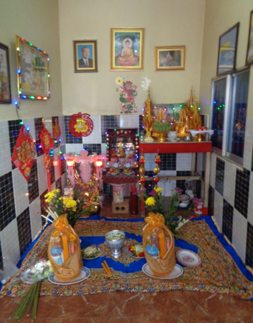 celebrate Khmer New Year every April