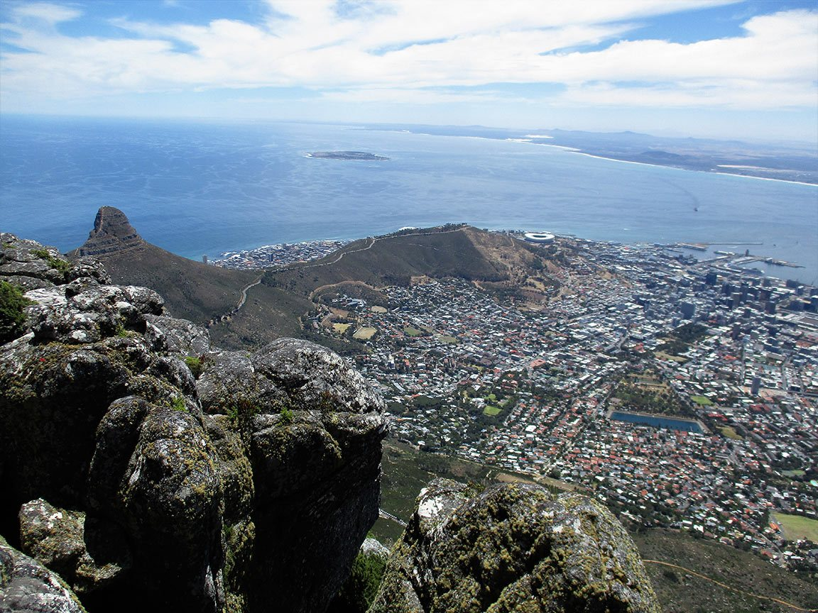 city of cape town africa