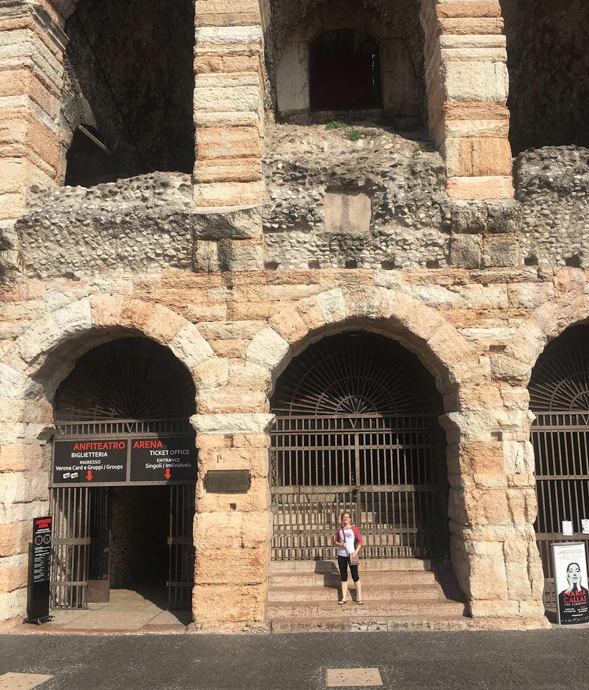 coliseum flavian amphitheatre