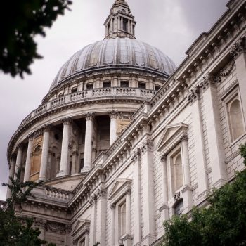 St. Paul's Cathedral in Britain