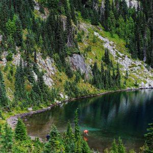 Eunice Lake, Washington