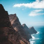 Cliffs of Gran Canaria