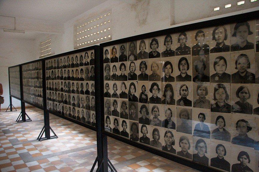 massive genocide cambodia