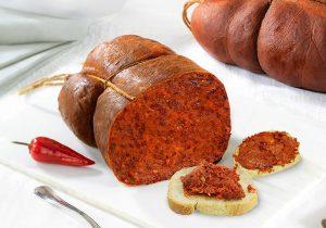 Nduja, used in Italian cuisine