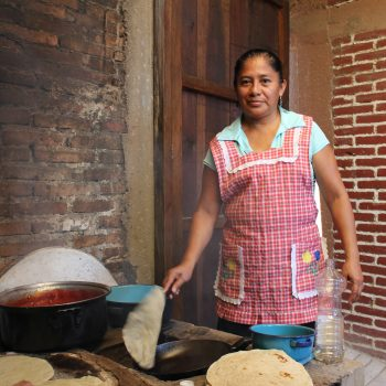 What is Mexico known for? A Chantina in Oaxaca may be it.