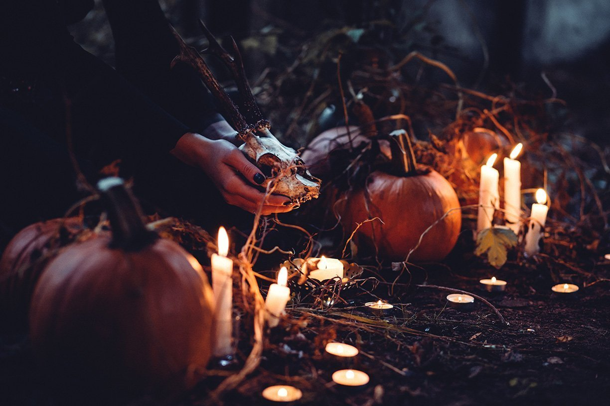 origins of halloween traditions