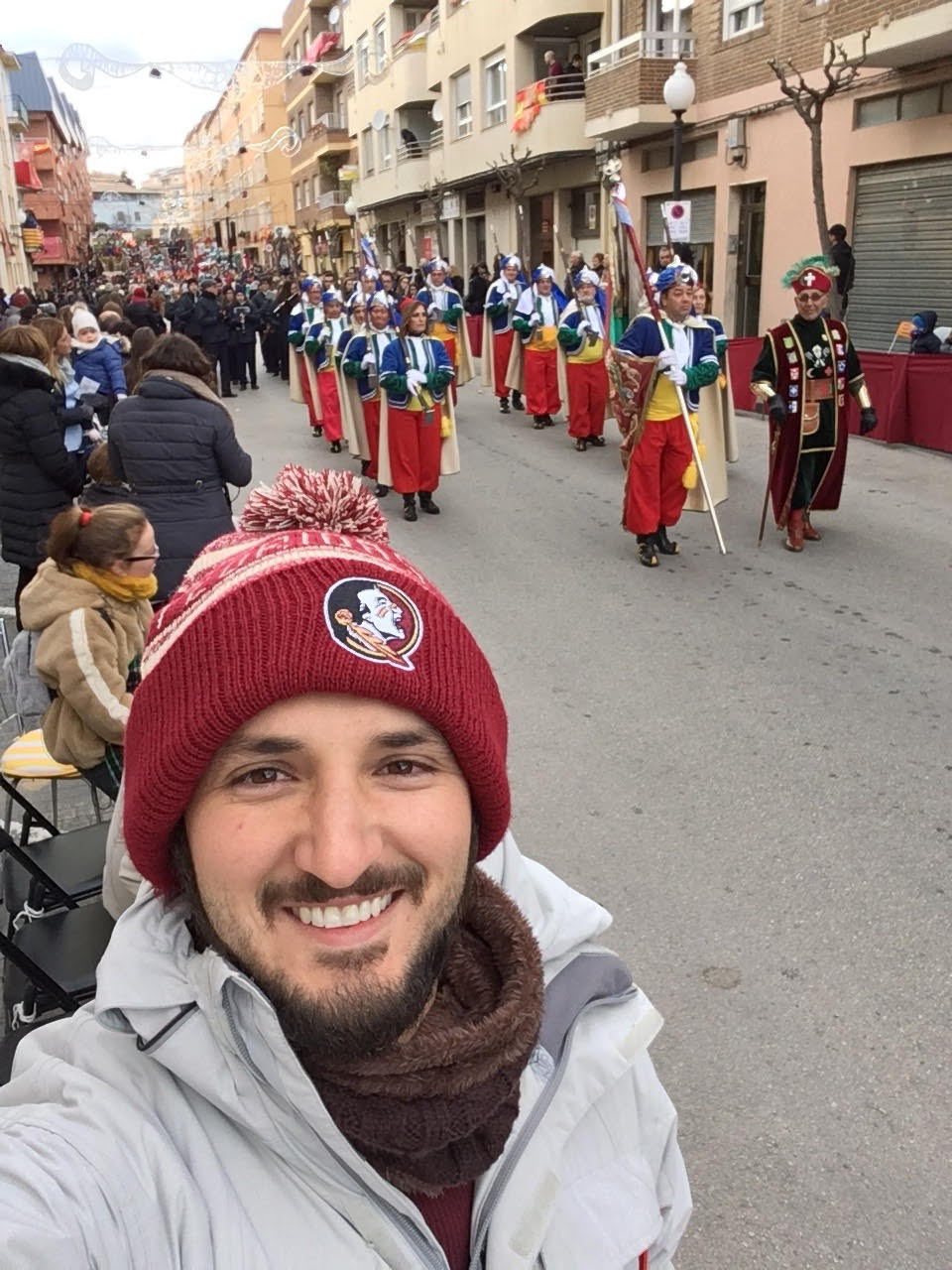 parade Bocairent