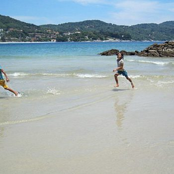 phuket kids playing