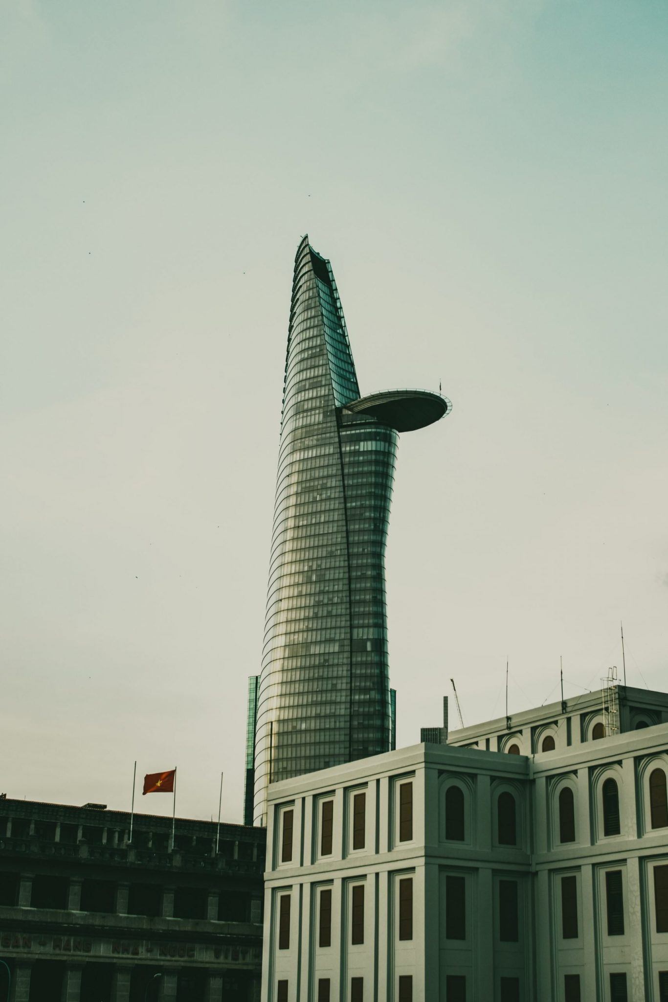 Bitexco Tower, Vietnam