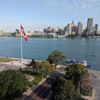 Windsor's Riverfront