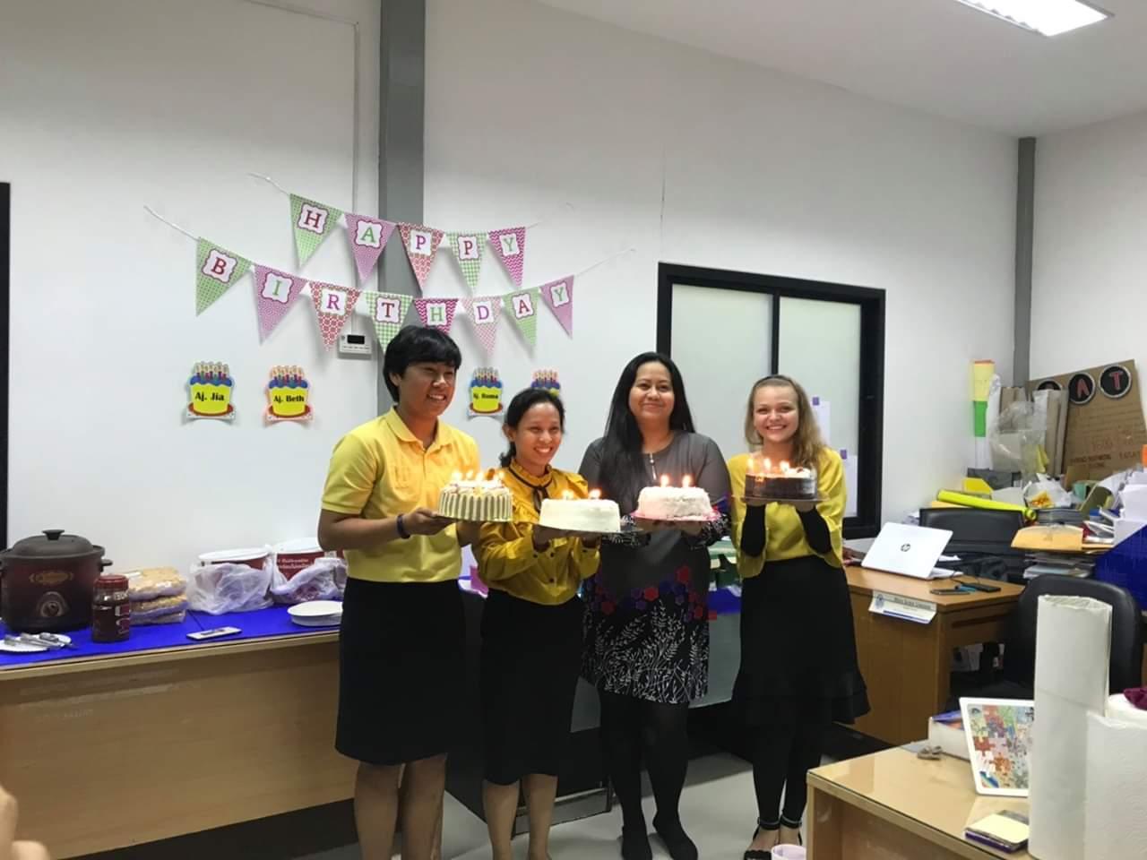 thailand teachers abroad