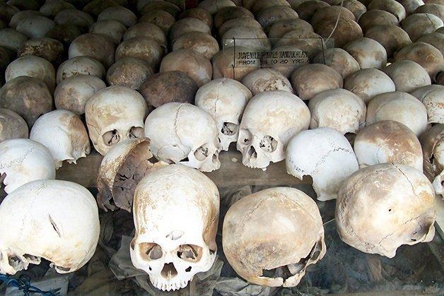 victims of mass murder