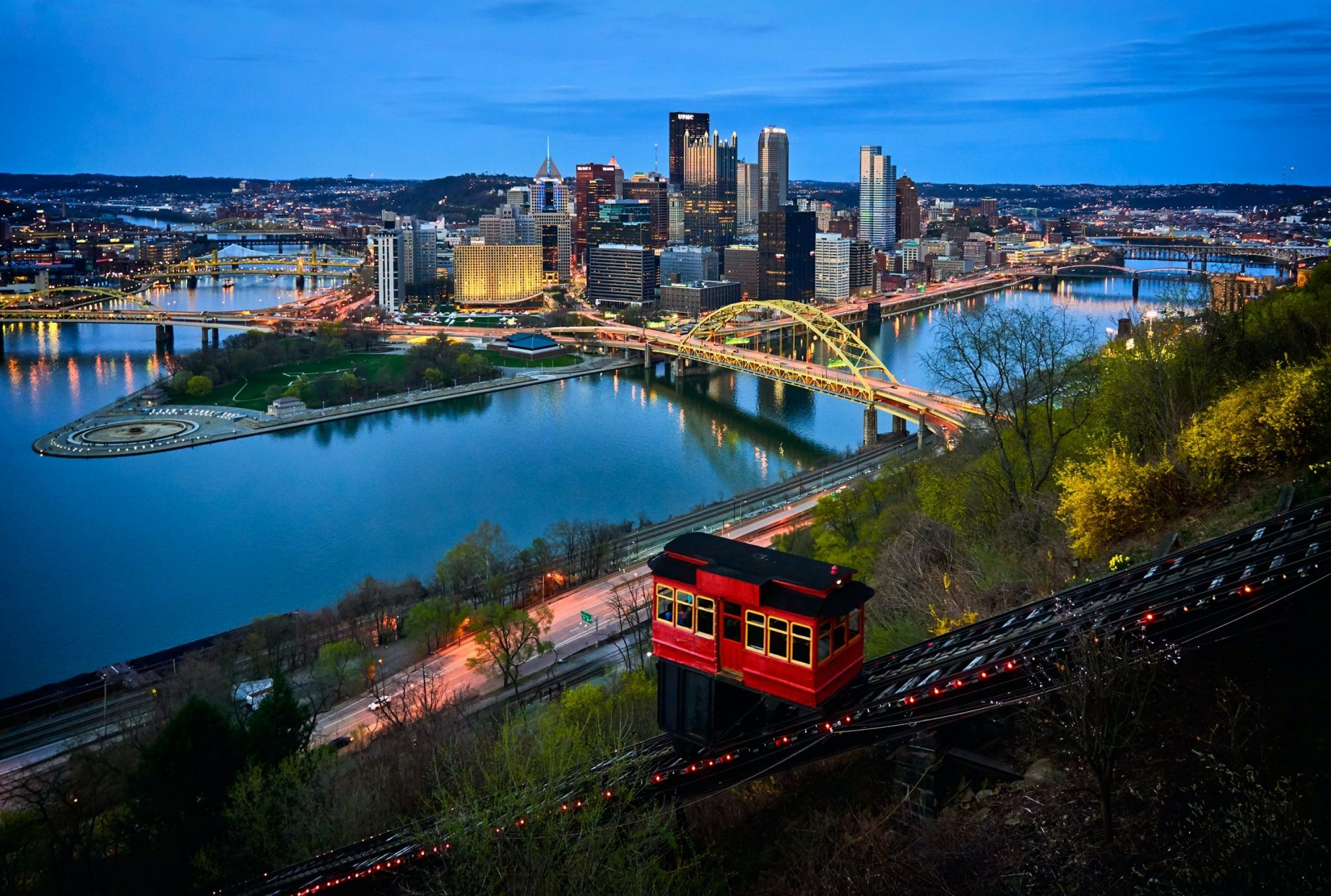 Explore things to do in Pittsburgh!